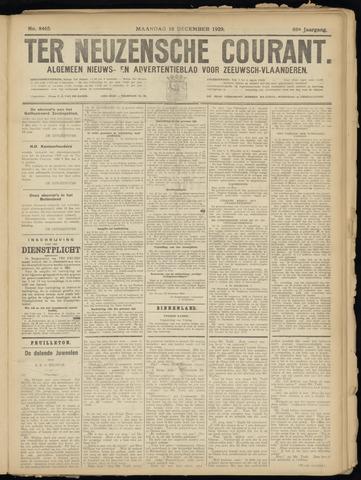 Ter Neuzensche Courant. Algemeen Nieuws- en Advertentieblad voor Zeeuwsch-Vlaanderen / Neuzensche Courant ... (idem) / (Algemeen) nieuws en advertentieblad voor Zeeuwsch-Vlaanderen 1929-12-16