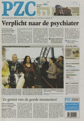 Provinciale Zeeuwse Courant 2008-09-13
