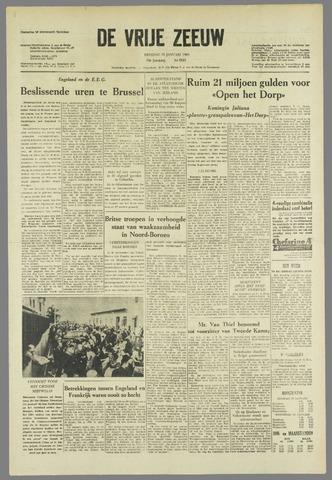 de Vrije Zeeuw 1963-01-29