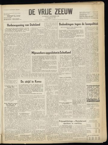 de Vrije Zeeuw 1950-09-09