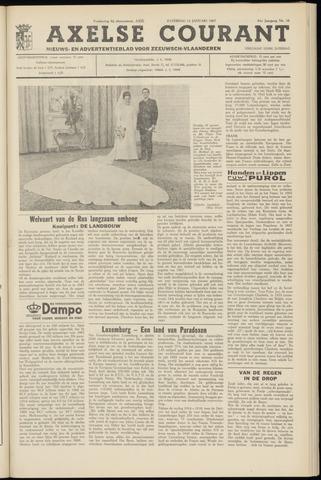Axelsche Courant 1967-01-14