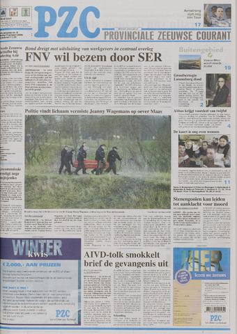 Provinciale Zeeuwse Courant 2005-01-11