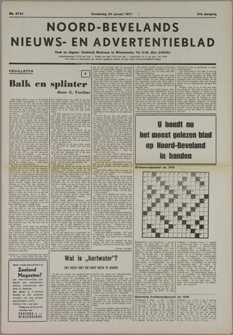 Noord-Bevelands Nieuws- en advertentieblad 1977-01-20
