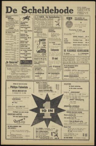 Scheldebode 1960-07-07