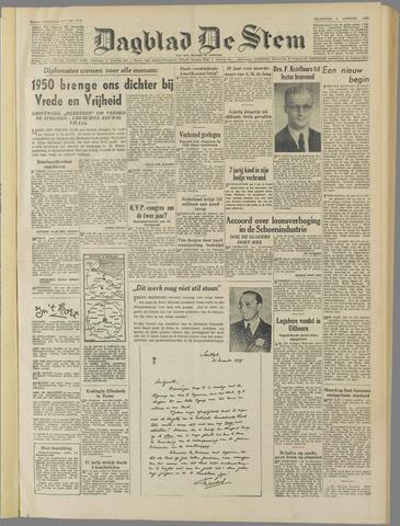 de Stem 1950