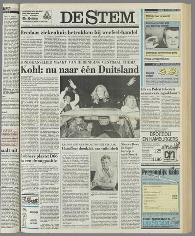 de Stem 1989-09-12