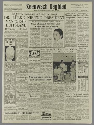 Zeeuwsch Dagblad 1959-07-02