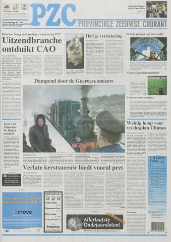 Provinciale Zeeuwse Courant 2000-12-28