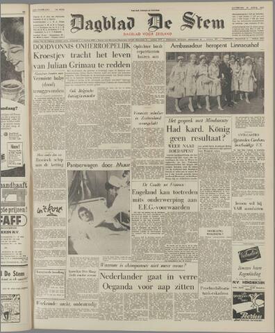 de Stem 1963-04-20