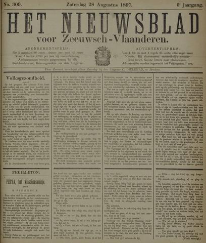 Nieuwsblad voor Zeeuwsch-Vlaanderen 1897-08-28