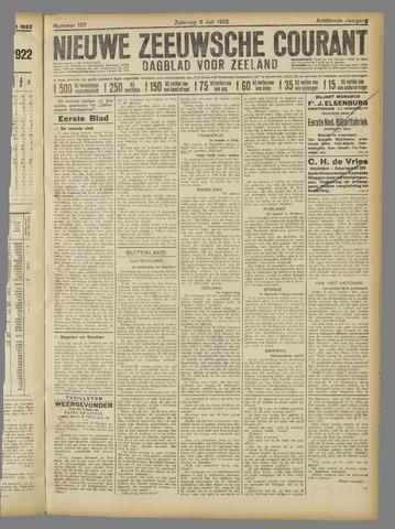 Nieuwe Zeeuwsche Courant 1922-07-08