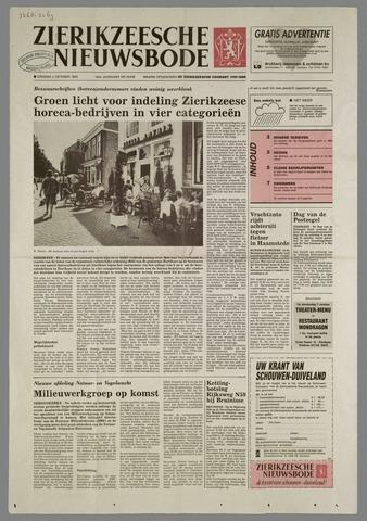 Zierikzeesche Nieuwsbode 1993-10-05