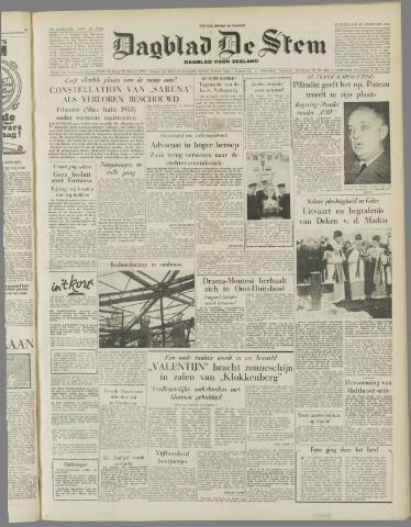 de Stem 1955-02-15