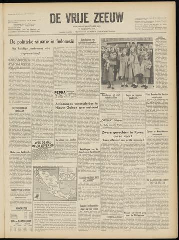 de Vrije Zeeuw 1952-10-29