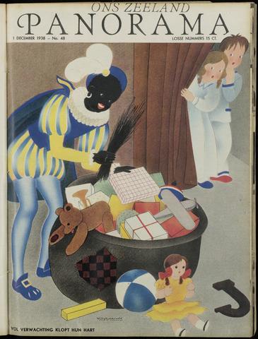 Ons Zeeland / Zeeuwsche editie 1938-12-01