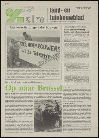Zeeuwsch landbouwblad ... ZLM land- en tuinbouwblad 1990-11-30