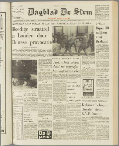 de Stem 1967-08-30