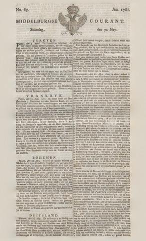 Middelburgsche Courant 1761-05-30