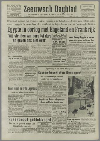 Zeeuwsch Dagblad 1956-11-02