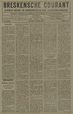 Breskensche Courant 1923-11-14