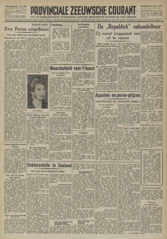 Provinciale Zeeuwse Courant 1947-07-08