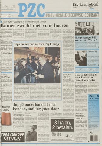 Provinciale Zeeuwse Courant 1995-12-12