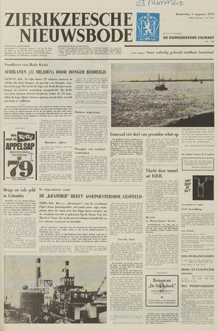 Zierikzeesche Nieuwsbode 1973-08-09