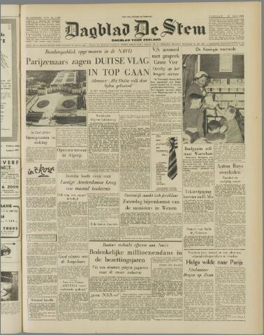 de Stem 1955-05-10