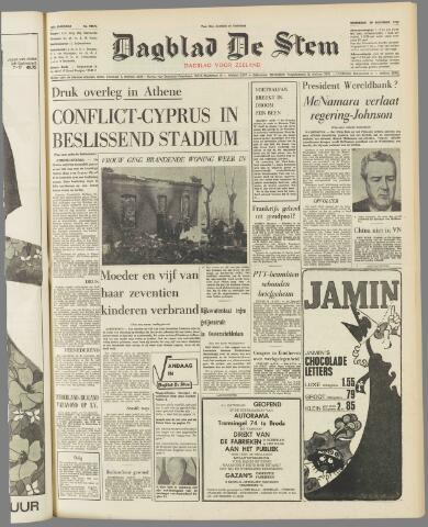 de Stem 1967-11-29