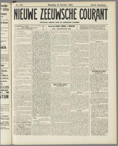 Nieuwe Zeeuwsche Courant 1907-10-21