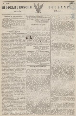Middelburgsche Courant 1850-12-26