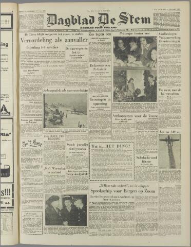 de Stem 1951-01-08
