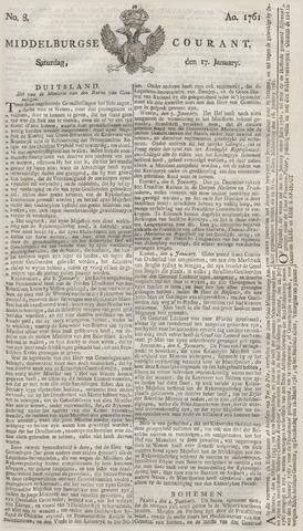 Middelburgsche Courant 1761-01-17