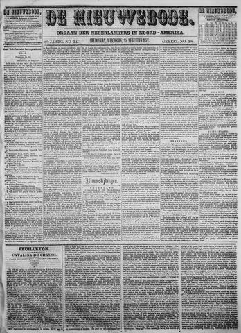 Sheboygan Nieuwsbode 1857-08-25