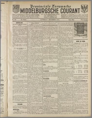Middelburgsche Courant 1932-11-05