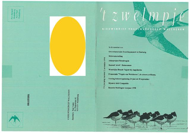 't Zwelmpje 1998-11-01
