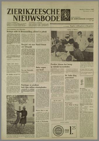Zierikzeesche Nieuwsbode 1965-02-02