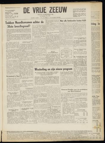 de Vrije Zeeuw 1950-09-29