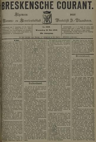 Breskensche Courant 1913-05-21