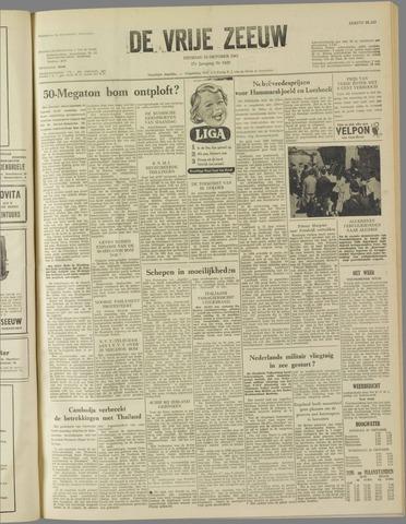 de Vrije Zeeuw 1961-10-24