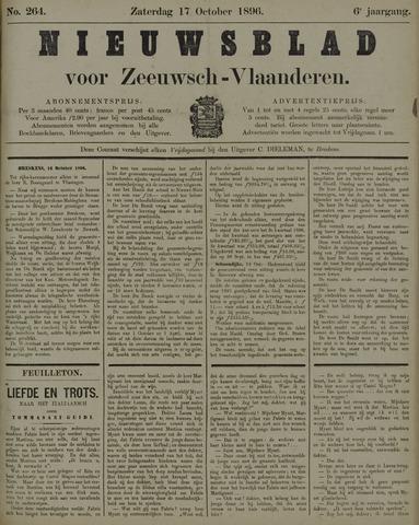 Nieuwsblad voor Zeeuwsch-Vlaanderen 1896-10-17