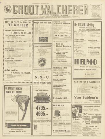 Groot Walcheren 1963-09-12