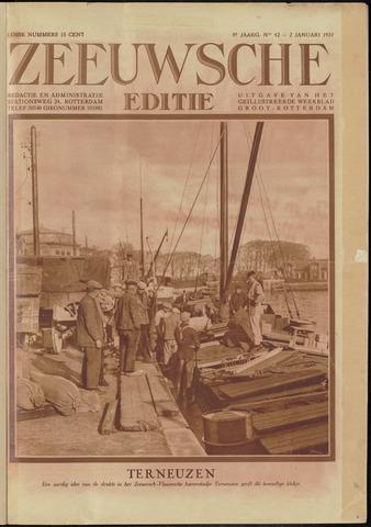 Ons Zeeland / Zeeuwsche editie 1931-01-02