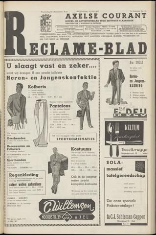 Axelsche Courant 1957-06-05