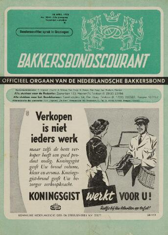 Watersnood documentatie 1953 - tijdschriften 1953-04-10