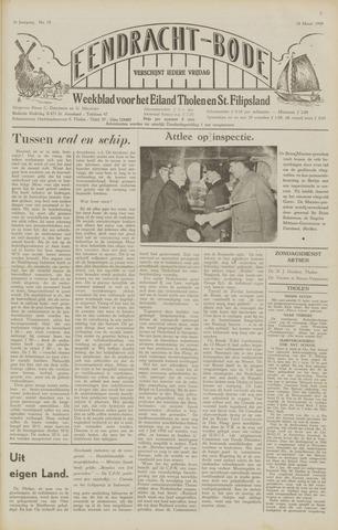 Eendrachtbode (1945-heden)/Mededeelingenblad voor het eiland Tholen (1944/45) 1949-03-18