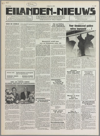 Eilanden-nieuws. Christelijk streekblad op gereformeerde grondslag 1980-05-09