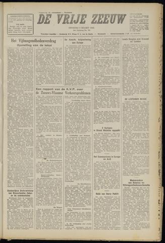 de Vrije Zeeuw 1948-03-09