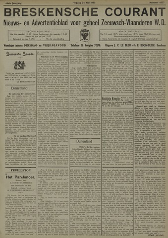 Breskensche Courant 1935-05-24