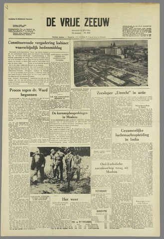 de Vrije Zeeuw 1963-07-23